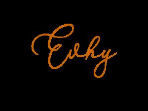 tandatangan evhy